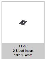Esco Flange Hog 110 | FL05 2 Sided Insert