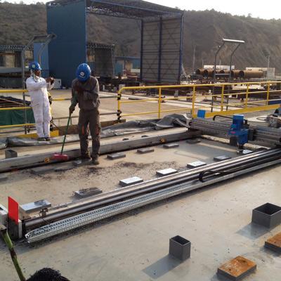 Mactec Europe Onsite Milling Project