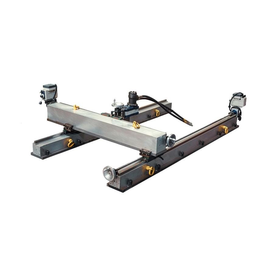 Mactech Europe Portable 3 Axis Gantry Milling Machine