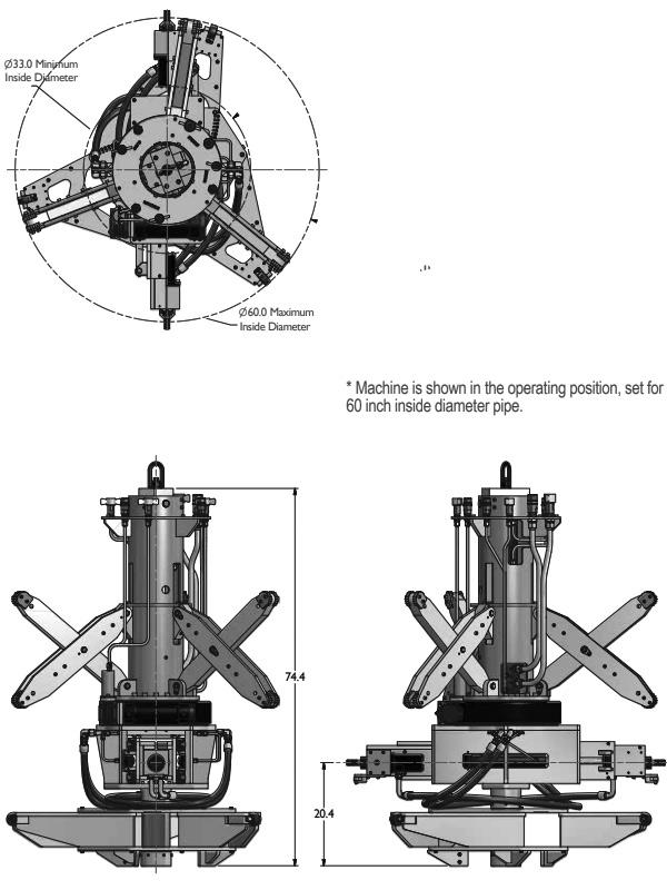 Mactech-Europe-ID-Sever-Machine-Drawing-60-inch