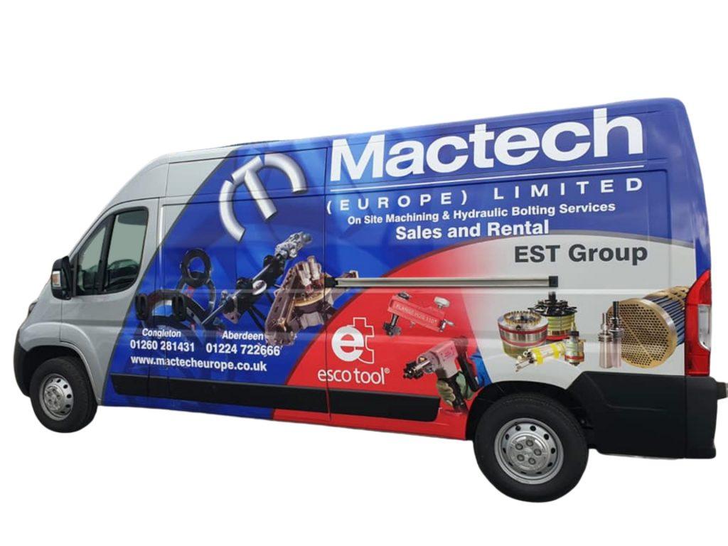 Mactech Europe Demonstratie Van